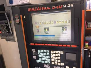 Фрезерный станок Mazak Variaxis 500 5X - Production line 2 machines / 14 pallets, Г.  2005-4