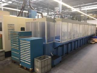 Фрезерный станок Mazak Variaxis 500 5X - Production line 2 machines / 14 pallets, Г.  2005-5
