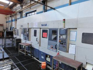 Токарный станок Mori Seiki CL 200 M - LG5 Transferanlage 2 Stk-0