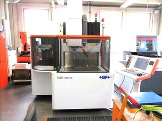 Agie Charmille Form 2000 VHP EDM машины-0