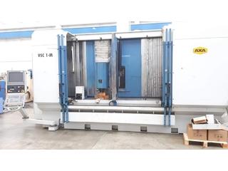 Фрезерный станок Axa VSC 1 M, Г.  2003-1