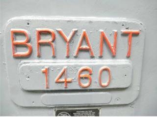 Шлифовальный станок Bryant 1460-7