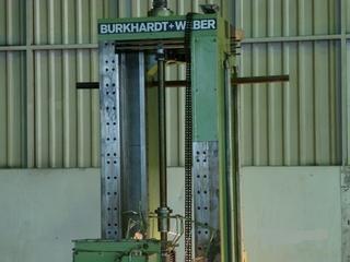 Burkhardt & Weber Pасточный станок-3