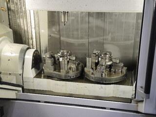 Фрезерный станок Chiron DZ 15 FX Magnum high speed, Г.  2014-1