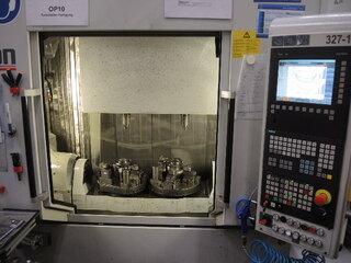 Фрезерный станок Chiron DZ 15 FX Magnum high speed, Г.  2014-0