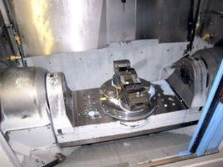 Фрезерный станок Chiron FZ 12K-S 5 AX high speed, Г.  2010-1