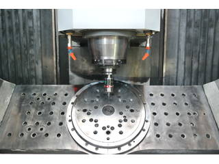 Фрезерный станок Chiron Mill FX 800 baseline, Г.  2016-4