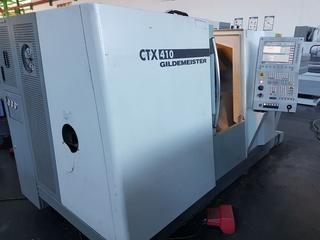 Токарный станок DMG CTX 410 V3-5