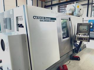 DMG CTX 420 Linear V6 [330881380]