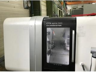 Токарный станок DMG CTX alpha 300 V3-3