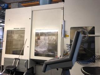 Фрезерный станок DMG DMC 200 U, Г.  2002-6