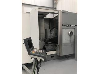 Фрезерный станок DMG DMC 80 FD doublock, Г.  2005-5