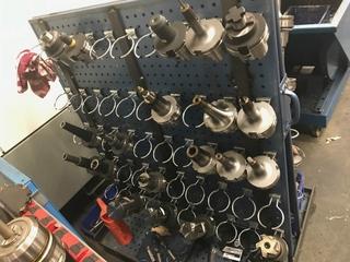Фрезерный станок DMG DMC 80 U duoBlock, Г.  2007-8