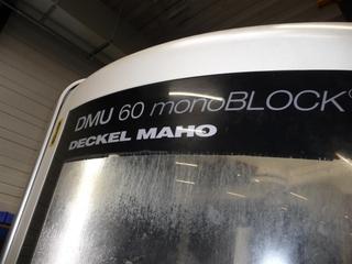 Фрезерный станок DMG DMU 60 monoBLOCK-1