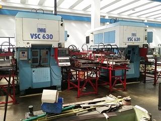 Токарный станок Emag VSC 630 x 2-0