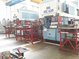 Токарный станок Emag VSC 630 x 2-2