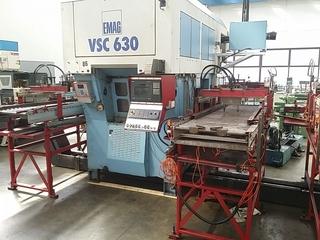 Токарный станок Emag VSC 630 x 2-5