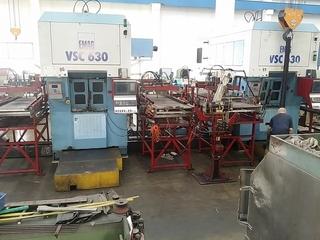 Токарный станок Emag VSC 630 x 2-7