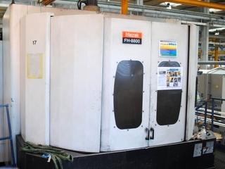 Фрезерный станок Mazak FH 8800, Г.  2006-0