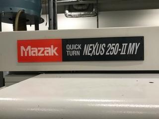 Токарный станок Mazak QT Nexus 250 II MY-2