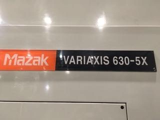 Фрезерный станок Mazak Variaxis 630 5X, Г.  2003-8