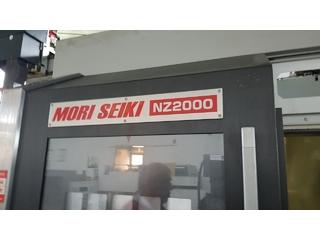 Токарный станок Mori Seiki NZ 2000 T2Y gentry/Portallader-1