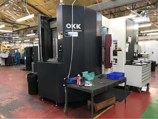 Фрезерный станок OKK HP 500 S, Г.  2009-9