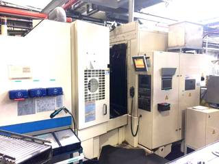 Фрезерный станок Okuma MA 50 HB, Г.  2001-0