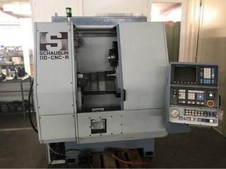 Токарный станок Schaublin 110 CNC R-0