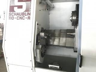 Токарный станок Schaublin 110 CNC R-1