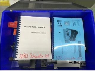 Токарный станок Schaublin 225 TM CNC-10