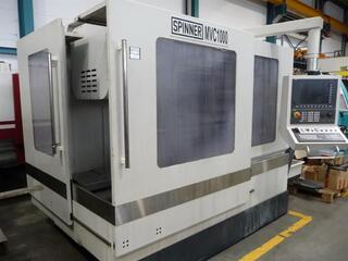 Фрезерный станок Spinner MVC 1000, Г.  2011-5