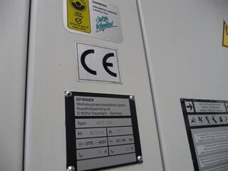 Фрезерный станок Spinner MVC 1000, Г.  2011-8