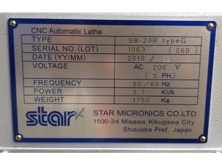 Токарный станок Star SB 20 R type G-6