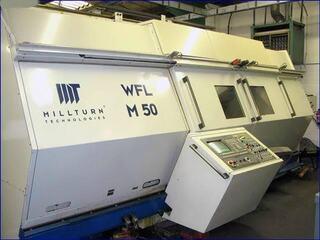 Токарный станок WFL Millturn M 50-0