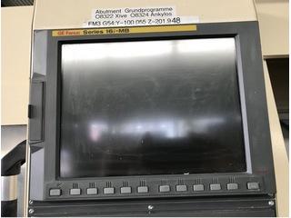 Фрезерный станок Willemin-Macodel W 408 MT, Г.  2006-5
