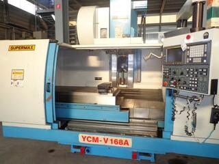 Фрезерный станок YCM Supermax V 168 A, Г.  1998-1