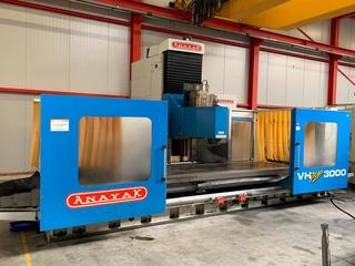 Anayak VH Plus 3000 Фрезерные машины-0