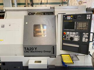 Токарный станок CMZ TA 20 Y-5