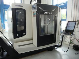 Фрезерный станок DMG CMX 70 U-0