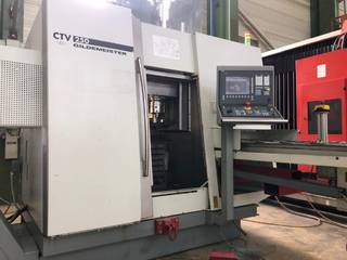 Токарный станок DMG CTV 250 V3-2