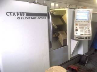 Токарный станок DMG CTX 210 V3-0