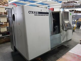 Токарный станок DMG CTX 310 V3-0