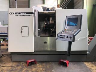 Токарный станок DMG CTX 320 V5-0