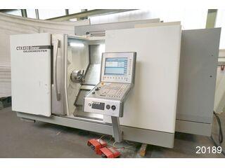Токарный станок DMG CTX 420 linear-0