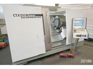 Токарный станок DMG CTX 420 linear-1