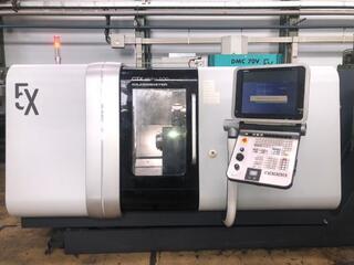 Токарный станок DMG CTX alpha 500 V6-1