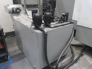 Фрезерный станок DMG DMC 200 U, Г.  2001-4