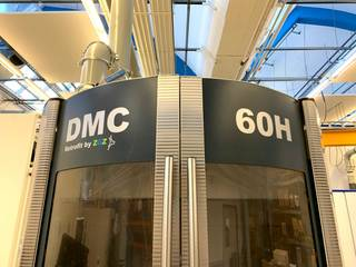 Фрезерный станок DMG DMC 60 H-13