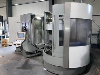 Фрезерный станок DMG DMC 60 T RS 3-7